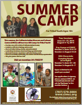 Tribal Youth Camp image