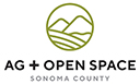 Sonoma County Ag + Open Space logo