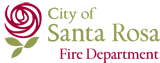 City of Santa Rosa Fire Department logo